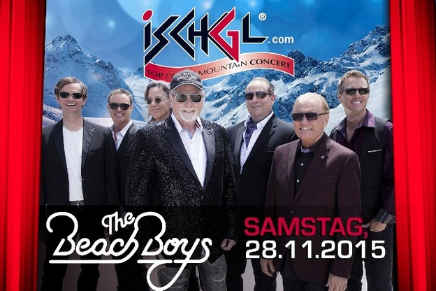 low res The Beach Boys in Ischgl