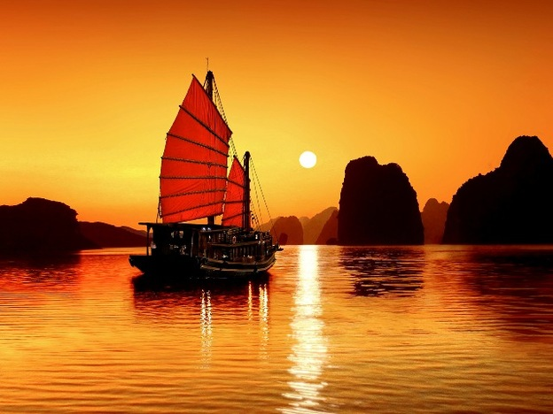 Ha LOng Bay cruise1