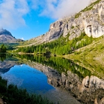 Mountain Reflections1