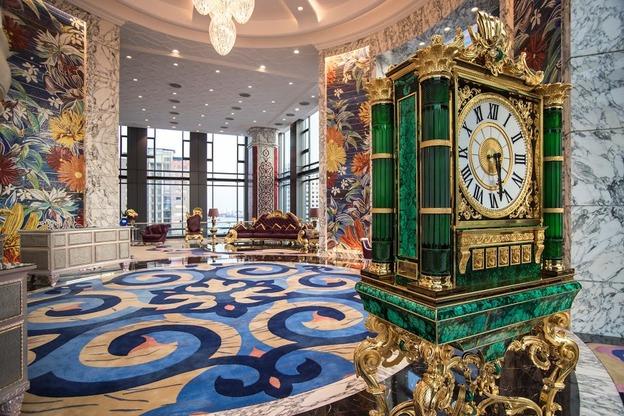 The Reverie Saigon Main Lobby II
