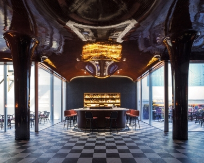 Hotel les Bains bar