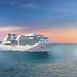 Seabourn Encore is out of dry dock