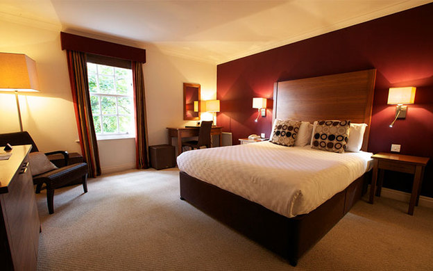 windmill clapham bedroom