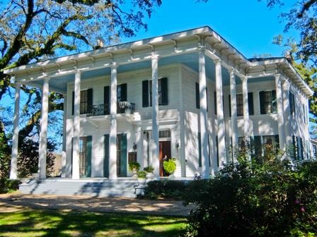 Bragg Michell Mansion Mobile