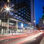 The Hilton Metropole