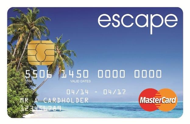 escape card