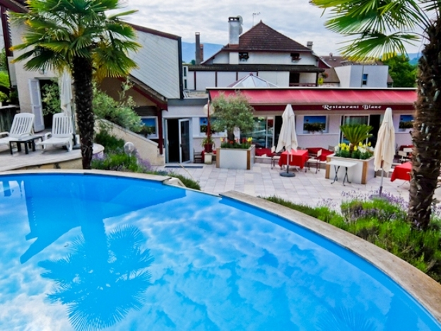 Hotel Blanc Pool