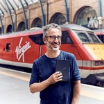 David Baddeil is Virgin Trains summer author