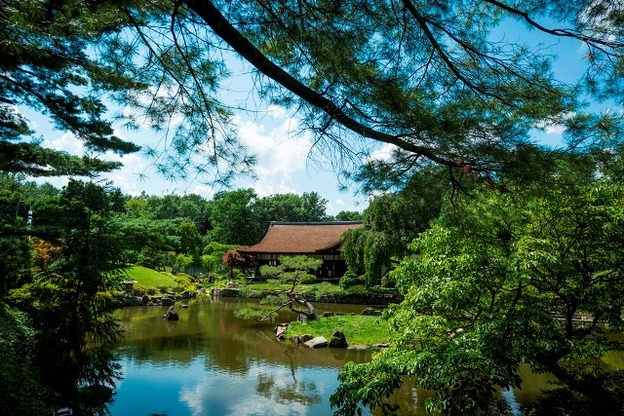 Philadelphia Shofuso Japanese House and Garden