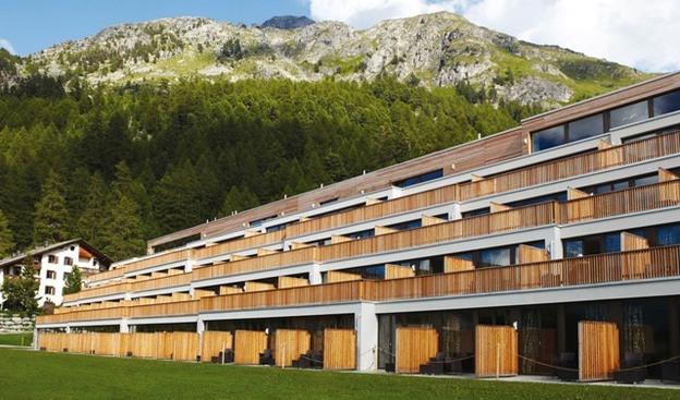 nira alpina architecture M 01 r