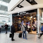 Harry Potter Shop at Heathrow is open
