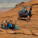 HeliYoga from Las Vegas