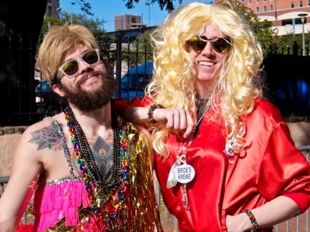 Mardi Gras Brides Krewe