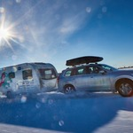 Andy Mossack joins the Bailey Arctic Adventure
