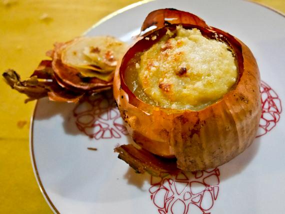 Stuffed Onion