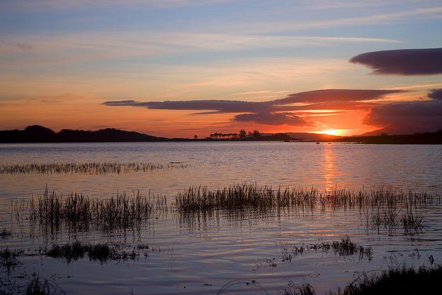 I5D4932 Eriska sunset from reeds SMALL