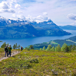 Walking the Fjords of Norway