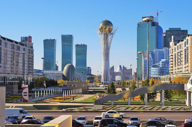 Central Downtown Astana 2