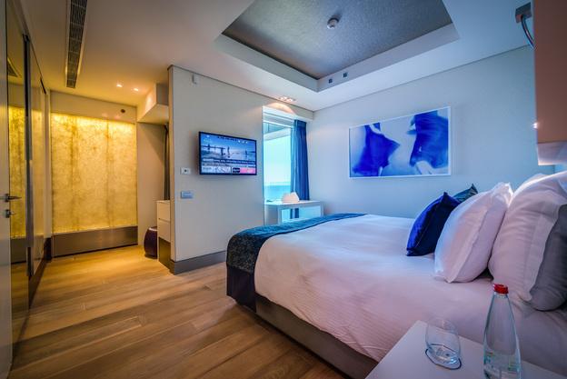 Royal Beach Tel Aviv room shot.lr