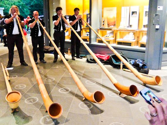 Alp Horns