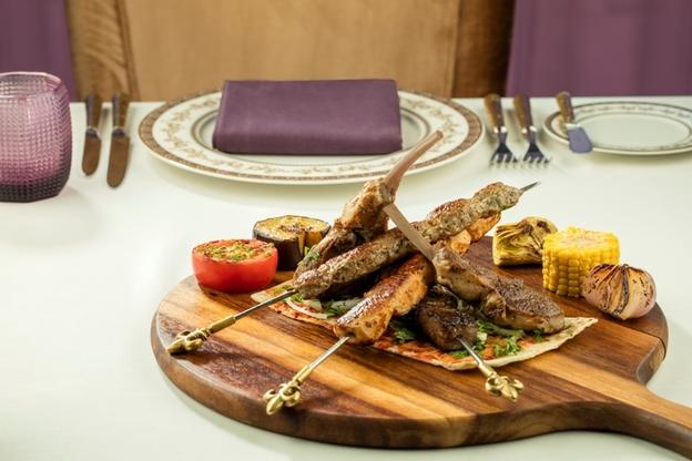 Mixed Grill Arabesque Marjan