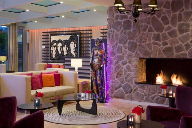 Manotel Hotel NvY Geneve 12