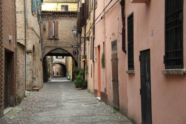 Via delle Volte. andy mossack