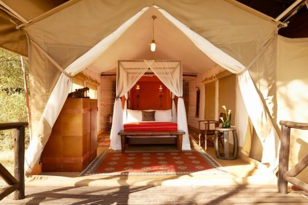 Mara Safari Club Tent