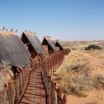 !Xaus Lodge, The Kalahari Desert