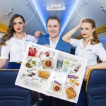 Ryanair Launches New healthy Inflight Menu