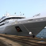 Cruising around South Africa with Ponant