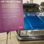 Tupelo Automobile Museum 3 BB Kings Chevy