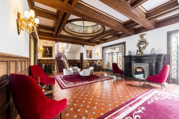 Hotel Infante Sagres Lobby 1