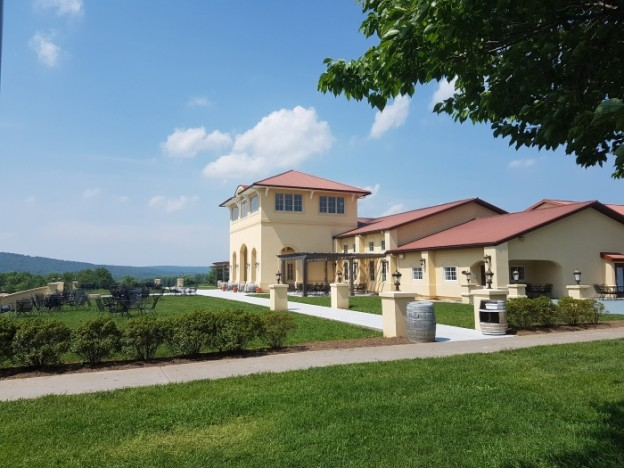 Breaux Vineyards Virginia 6