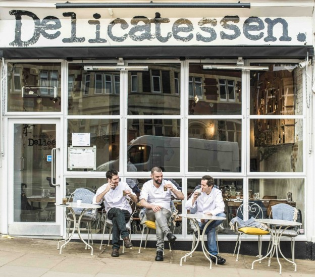 Delicatessen Staff 23
