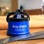 Anysharp-Pro knife sharpener