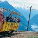 Bernina Experience Open Carriage