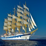 Star Clippers Cruise, Cannes to Rome
