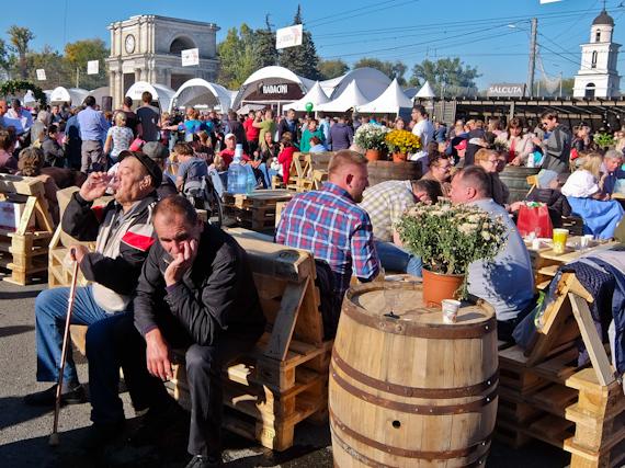 Chisenau Wine Festival