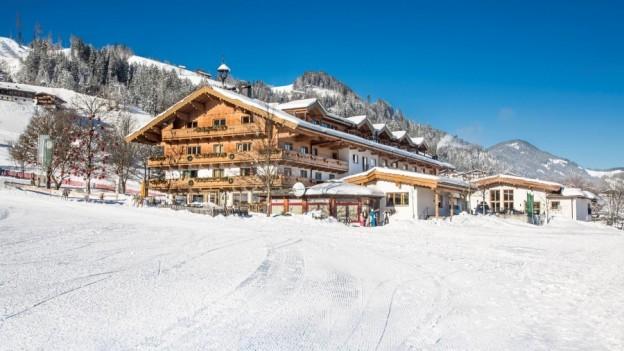 Hotel rasmushof kitzbuehel winter