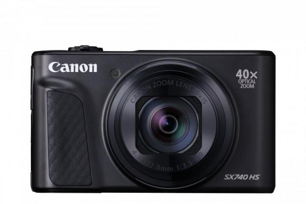 Canon Powershot SX740HS front