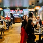 Romulo Cafe Interior