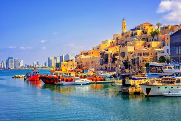 Tel Aviv Jaffa shot