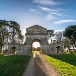 The Holkham Triumphal Arch
