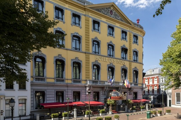 Hotel Des Indes Exterior