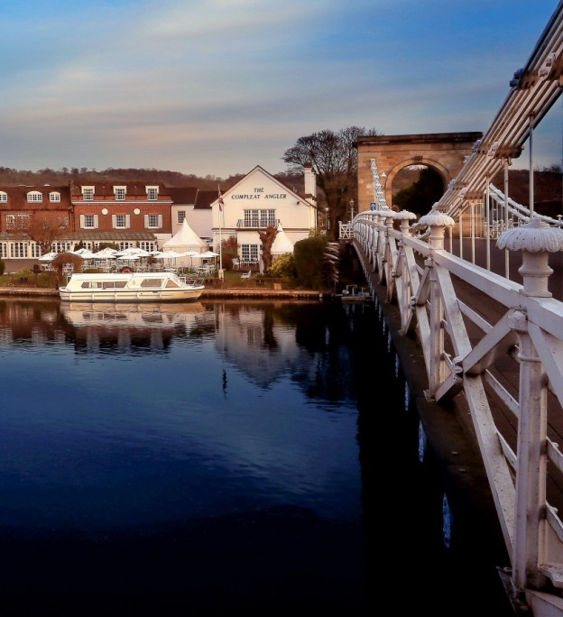 Compleat Angler Evening Exterior 2017 Cropped
