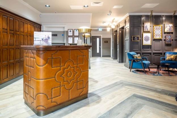Indigo Chester reception area