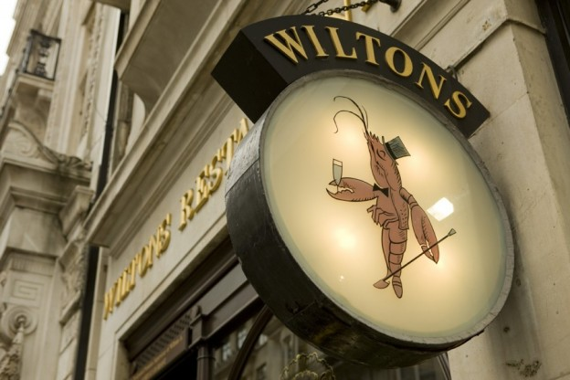 Wiltons Iconic Lobster Logo