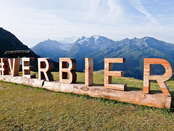 Verbier Sign