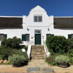 Charming, historic Tulbagh, Western Cape.